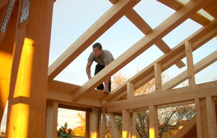d i e werkstatt mit uns bauen holzst nderhaus altbausanierung denkmalschutz vom entwurf. Black Bedroom Furniture Sets. Home Design Ideas